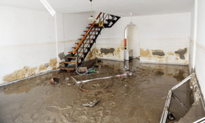 Flood Damage Arlington TX