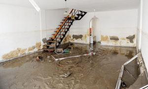 Flood Damage Dallas TX