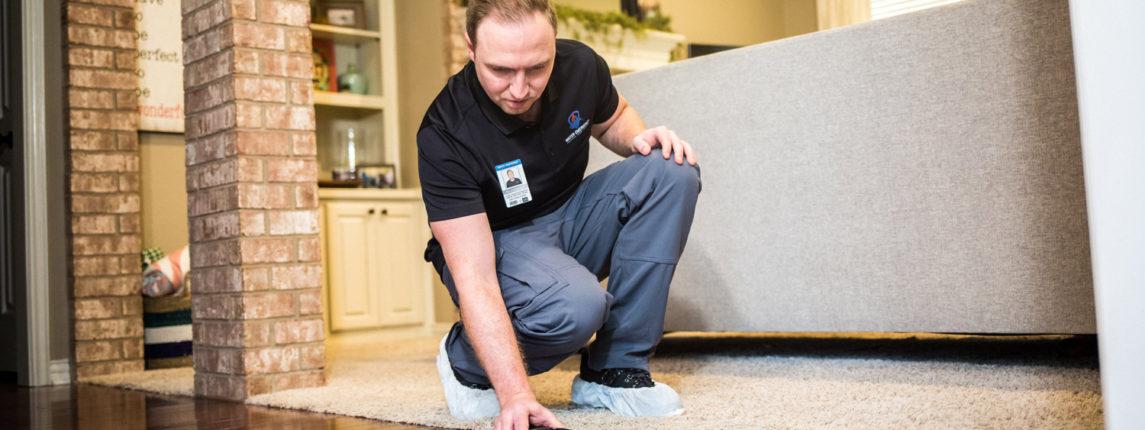 Hardwood Floor Moisture Meter